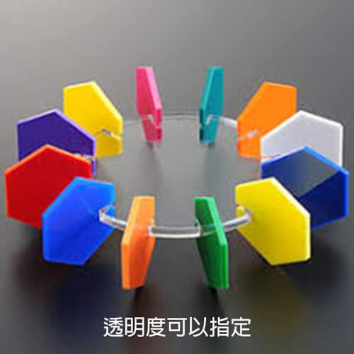 全透明3D列印