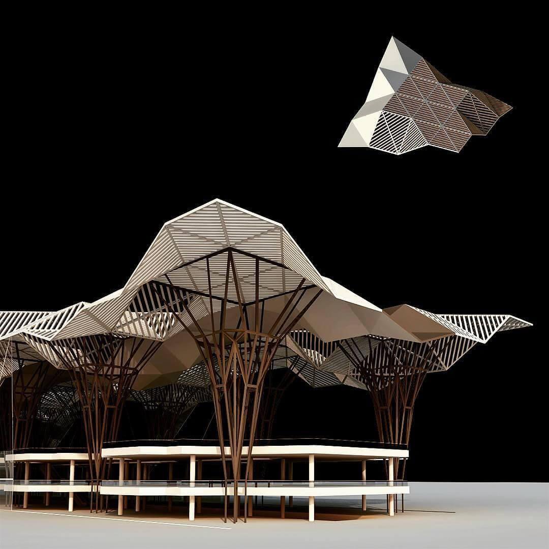 建築模型代工製作